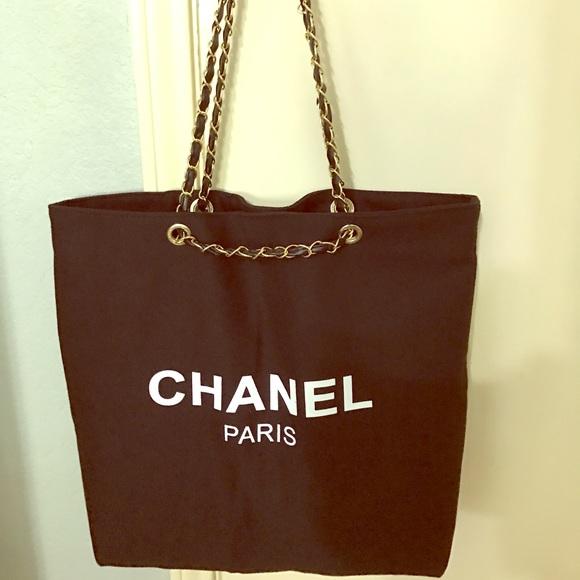 fba141a53317 CHANEL Handbags - Chanel Tote bag VIP gift